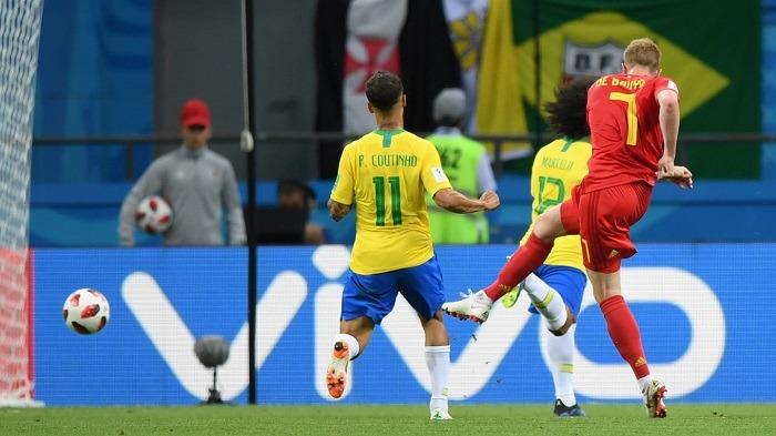 بلژیک برزیل