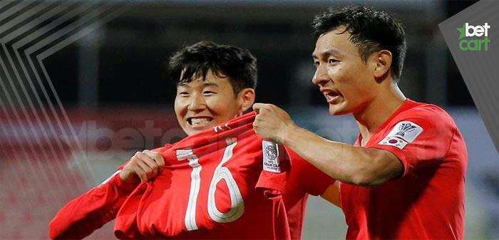 فوتبال مقدماتی جام جهانی ( کره جنوبی - ترکمنستان )