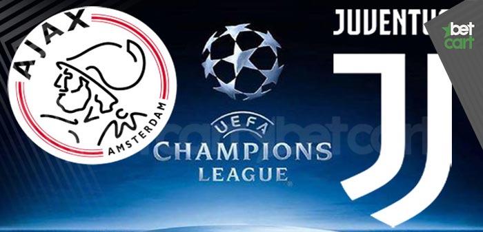 لیگ قهرمانان اروپا آژاکس یوونتوس