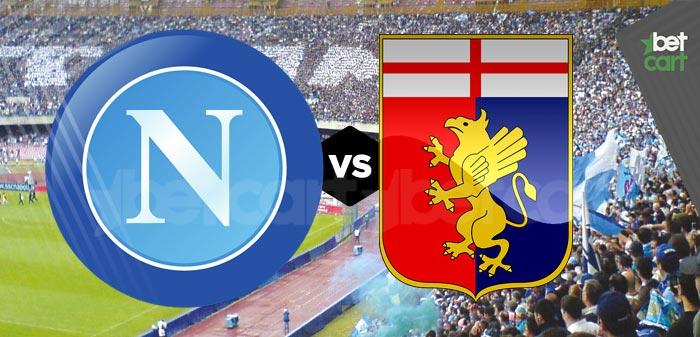 مسابقات سری آ ایتالیا-ناپولی-جنوا