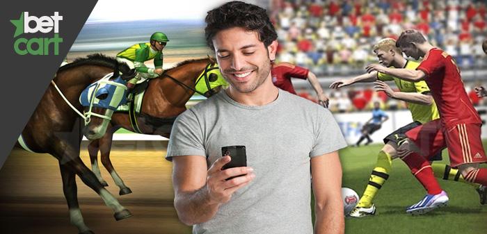 شرط بندی ورزش های مجازی