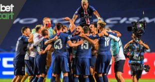 فوتبال لیگ فرانسه ( آنژه - پاری سن ژرمن )