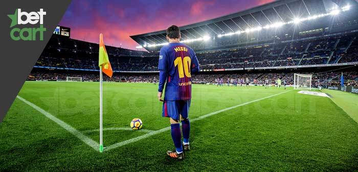 فوتبال لیگ اسپانیا ( بارسلونا - اوئسکا )