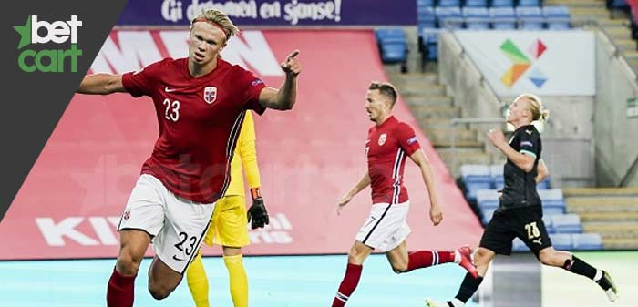 فوتبال مقدماتی جام جهانی ( نروژ - ترکیه )