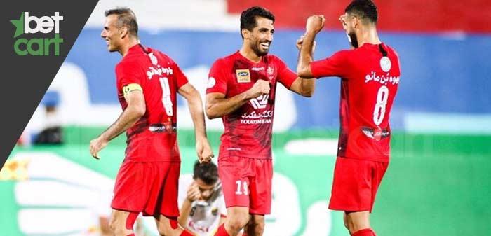 فوتبال جام حدفی ایران ( مس نوین - پرسپولیس )