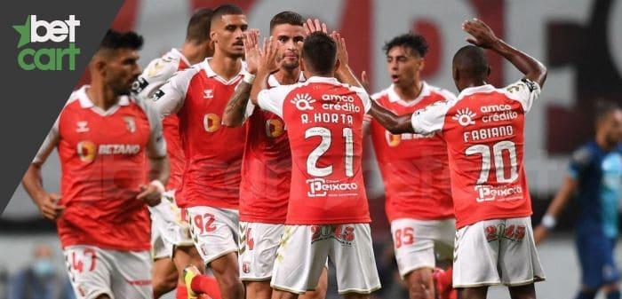 فوتبال لیگ پرتغال ( فامالیسائو - براگا )