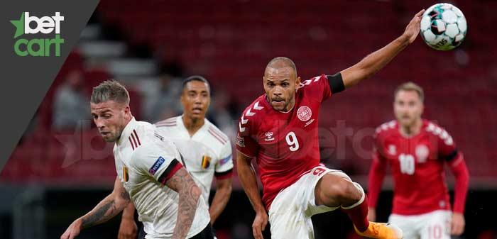 فوتبال مقدماتی جام جهانی ( بلژیک - بلاروس )