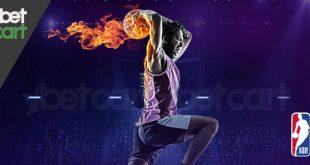 آفر و بونوسهای بتکارت   ۱ میلیون تومان شرط رایگان ویژه مسابقات NBA