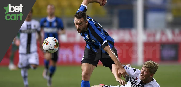 فوتبال لیگ ایتالیا ( اینتر - آتالانتا )