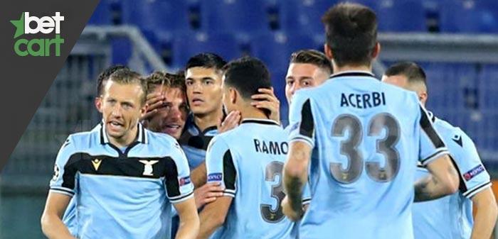 فوتبال لیگ ایتالیا ( لاتزیو - کروتونه )