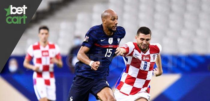 فوتبال مقدماتی جام جهانی ( فرانسه - اوکراین )