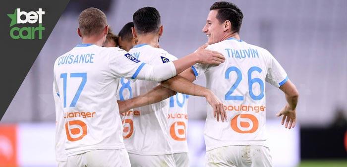 فوتبال لوشامپیونه فرانسه ( مارسی - موناکو )