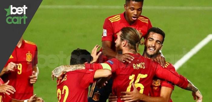 فوتبال مقدماتی جام جهانی ( اسپانیا - کوزوو )