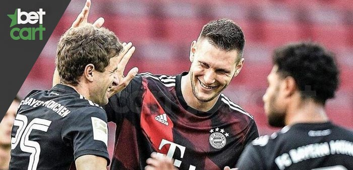 فوتبال لیگ آلمان ( ماینتس - بایرن مونیخ )