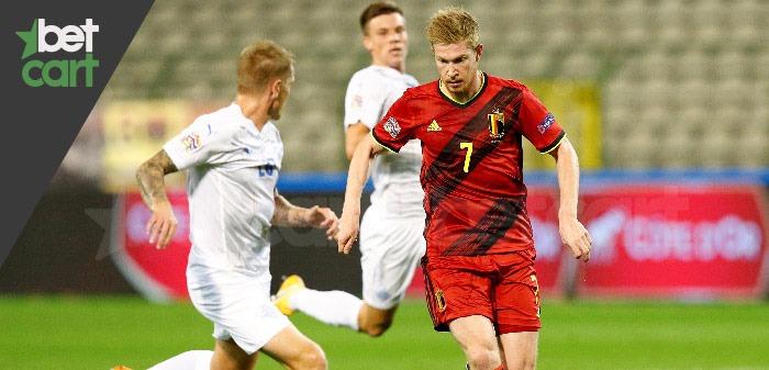 فوتبال مقدماتی جام جهانی ( بلژیک - ولز )