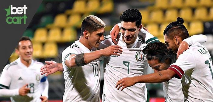 فوتبال دوستانه ملی ( مکزیک - کره جنوبی)