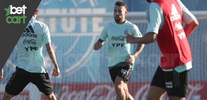 فوتبال مقدماتی جام جهانی ( آرژانتین - پاراگوئه)