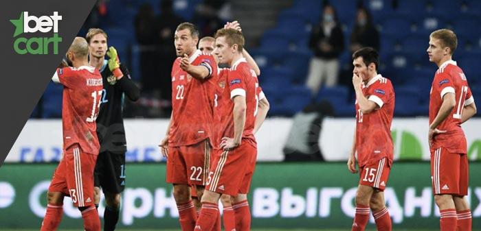 فوتبال مقدماتی جام جهانی ( روسیه - اسلوونی )