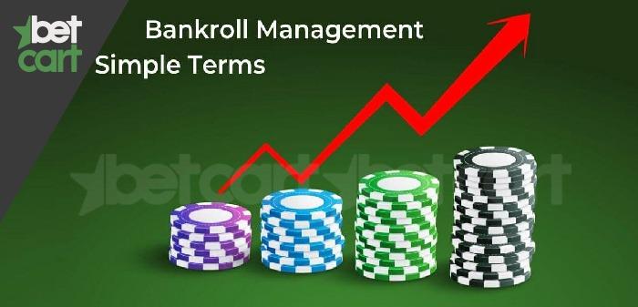 مدیریت بانکرول در شرط بندی