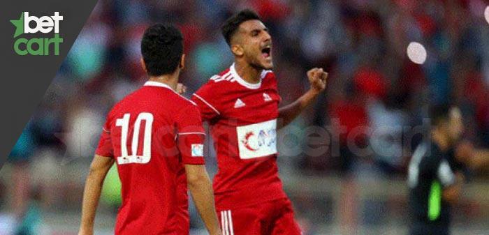 فوتبال جام حذفی ایران ( آلومینیوم اراک - تراکتور )