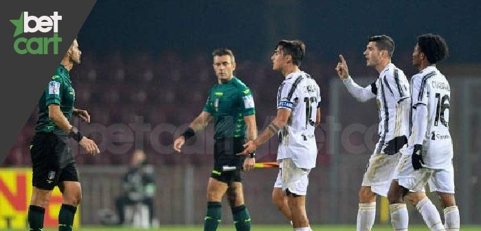 فوتبال لیگ ایتالیا ( هلاس ورونا - یوونتوس )