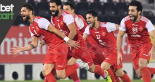 فوتبال لیگ قهرمانان آسیا ( الوحده - پرسپولیس )