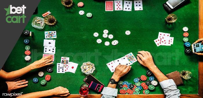 قوانین بازی پوکر در کازینو