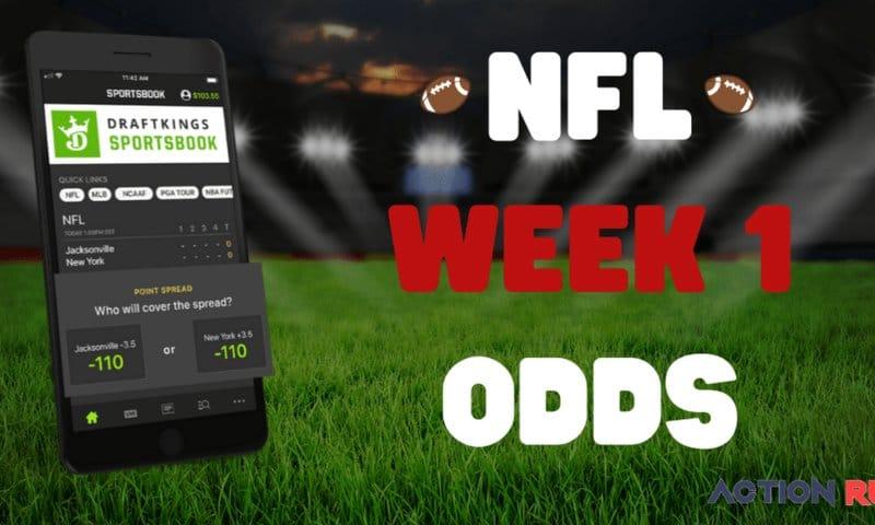 ضرایب هفته اول NFL