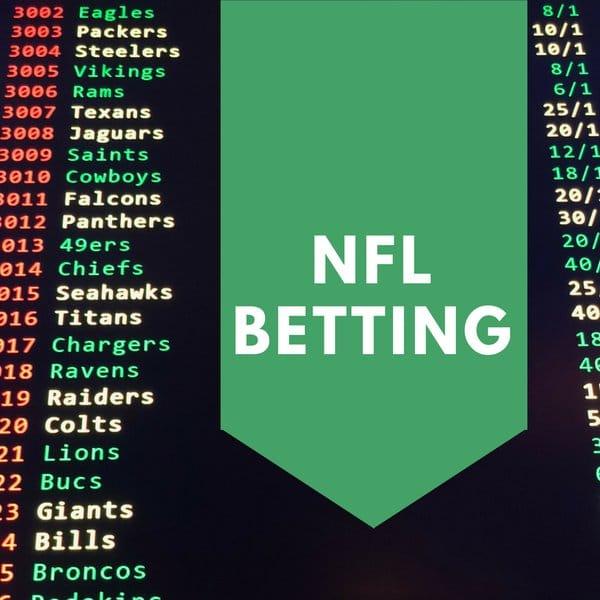 ضرایب NFL