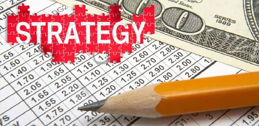استراتژی شرط بندی پیشرفته