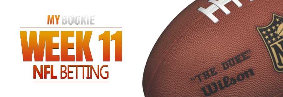 مانی لاین هفته 11 فوتبال آمریکایی