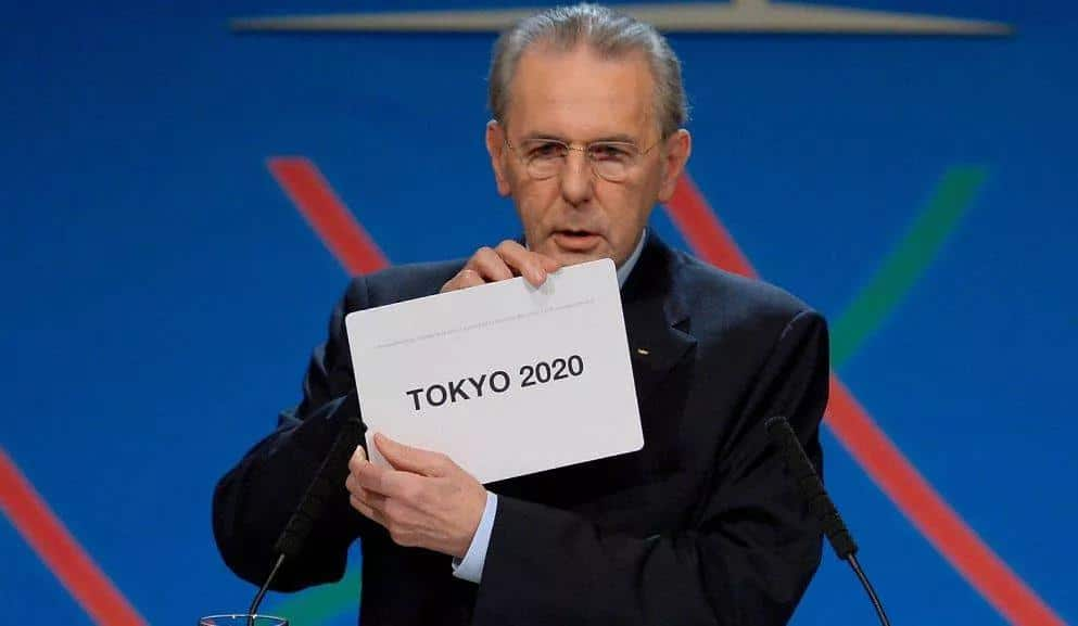 شرط بندی المپیک 2020