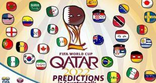 پیش بینی جام جهانی 2022