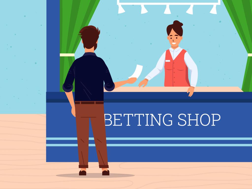 5 betting shops آربیتراژ