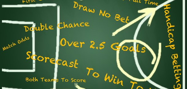 Five basic Football Bets to Get You Started انواع شرط بندی